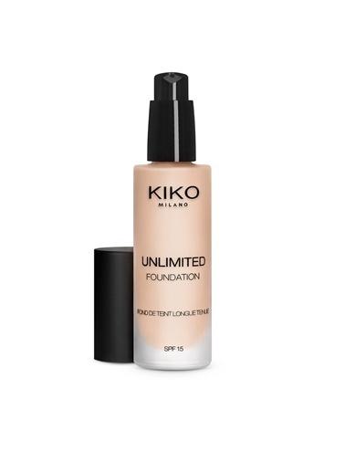 KIKO Unlimited Foundation 15 Ten
